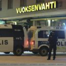 Two journalists# dead in Finnish# town shooting