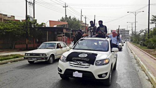 """""""#داعش"""" يتبنى هجوما على نقطة  أمنية بالقرب من دير #سانت_كاترين"""
