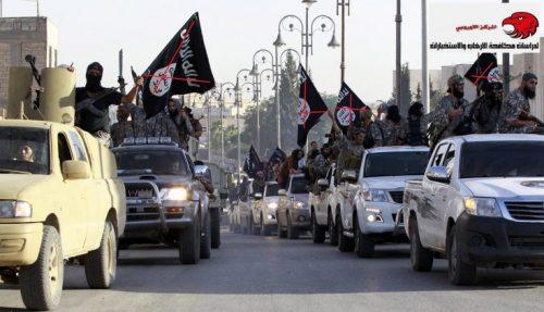 #سوريا: عاصمة جديدة لـ #داعش