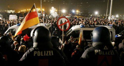 اليمين المتطرف ومستقبل #الاجانب في #أوروبا