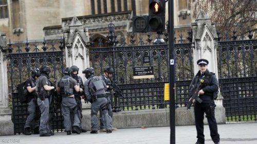 #لندن: عملية موسعة لـ #مكافحة_الإرهاب