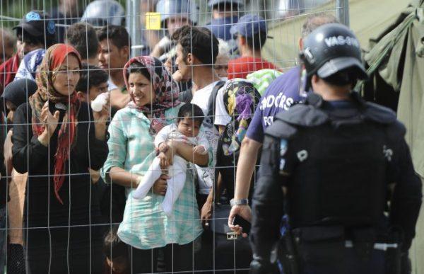 #مخاطرشبكات تهريب البشر إلى #أوروبا