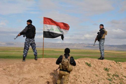 #العراق: خسائر كبيرة #لداعش شمالي بغداد