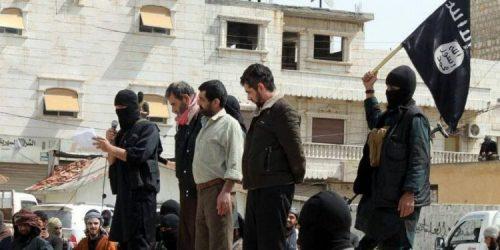 """""""#داعش"""" يعدم عناصره في #الموصل"""