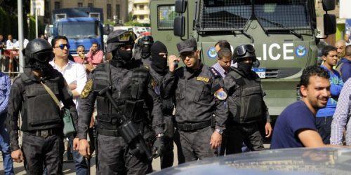 """#مصر:حبس """"متورطين"""" في تفجيرات #الكنائس"""