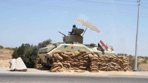 """#مصر.. مقتل عناصر """"شديدة الخطورة"""" فى #سيناء"""