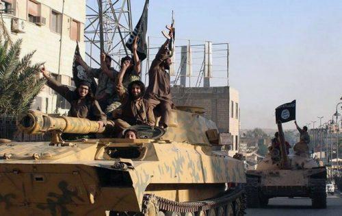 """""""#داعش"""" يشن هجوما كيماويا على #العراق"""