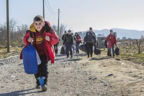 #إيطاليا:عمليات إنقاذ في البحر المتوسط لنجدة #مهاجرين