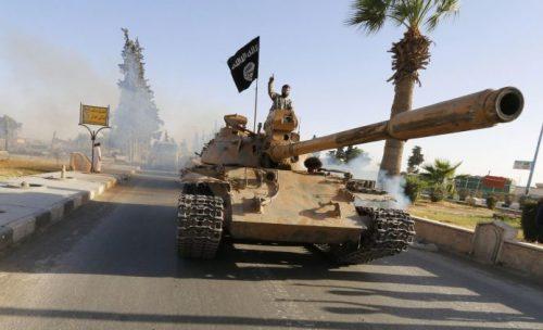 """داعش"" يقصف #دير_الزور بقذائف صاروخية"