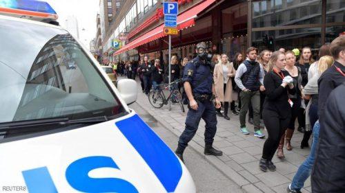 بيانات منفذ #هجوم_ستوكهولم بين #السويد و #أوزباكستان