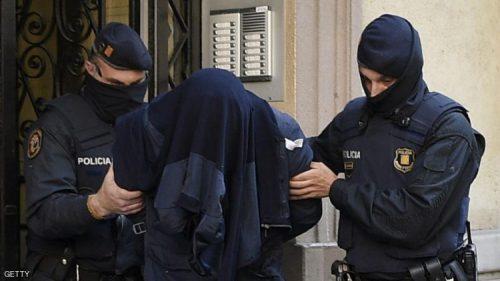 #إسبانيا: اعتقال أشخاص على صلة بـ #داعش