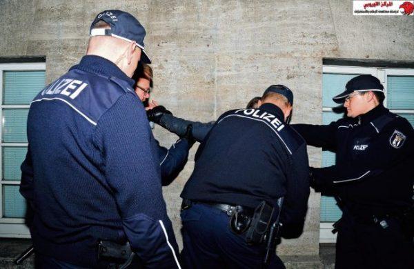 #المانيا: منع #مغربيا من استهداف السفارة الروسية