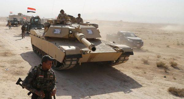 #العراق:إحباط محاولة تسلل #داعشيين للأنبار