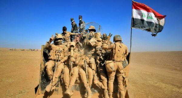 العراق..تحرير حي الثورة غرب #الموصل