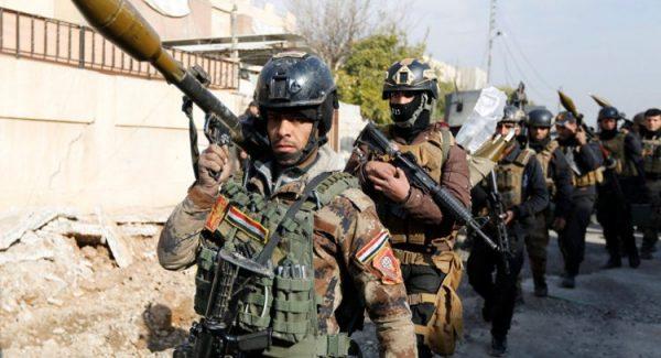 #العراق: مقتل #داعشين بينهم قيادي روسي في الموصل