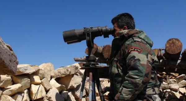 سوريا: إستعادة مناطق بريف #حماة الشمالي