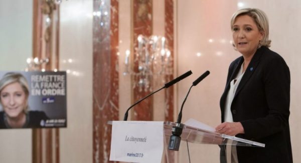 #لوبان تدعو #فرنسا لإعادة العمل بإجراءات #الحدود