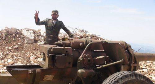 #سوريا:  تجهيزمدفع مبتكر لإسقاط طائرات #الدرون