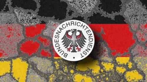#ميركل تثير انزعاج #الاستخبارات #الألمانية