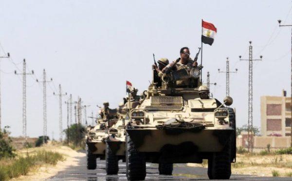 """#مصر…ملاحقة #إرهابيين """"شديدي الخطورة"""" وسط #سيناء"""