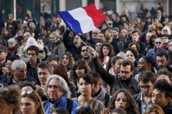 #داعش يرفع أسهم اليمين_المتطرف فى صناديق اقتراع الانتخابات الفرنسيه