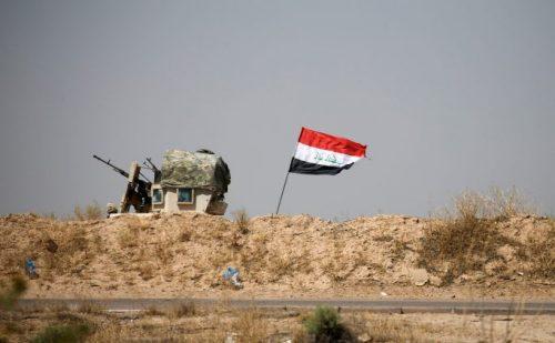 #التحالف يقتل تسعة من #داعش بالأنبار