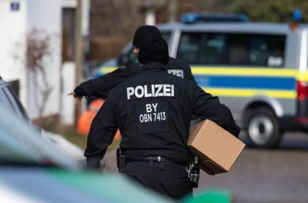 تواجد مكثف للشرطة الآلمانية في #دورتموند