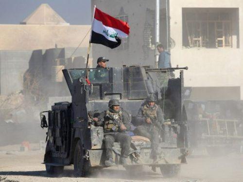 """#العراق:قتل بعض قيادات """"داعش"""" غربي #الموصل"""