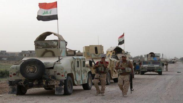 #العراق..السيطرة على #الضفة_الجنوبية لنهر دجلة