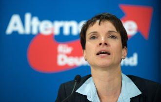 """تزايد شعبية حزب """"البديل من أجل ألمانيا"""" الشعبوي"""