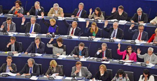 هل #البرلمان_الأوروبي يستدعي #لوبان للاستجواب؟
