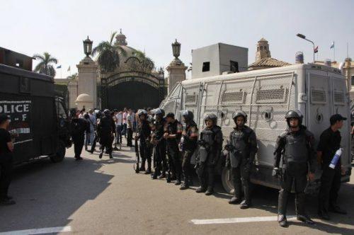 #مصر: الكشف عن خلية #إرهابية تستعد لتفجير #كنائس