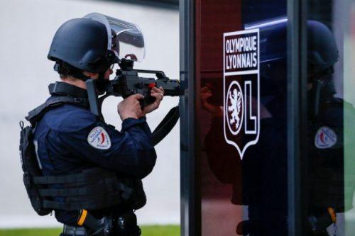 منفذ هجوم #باريس مثل أمام القضاء قبل أسبوعين