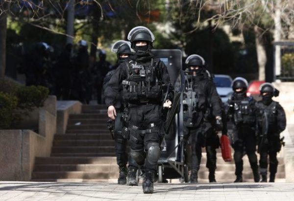 #الإرهاب يقسم  #فرنسا عشية الانتخابات