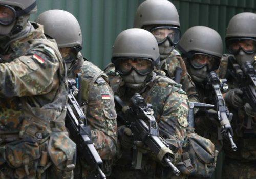 توقيف جندي #ألماني بشبهة #الإرهاب