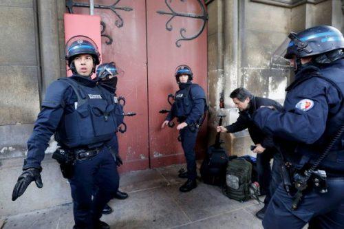 #باريس: منفذ الهجوم فرنسي الجنسية