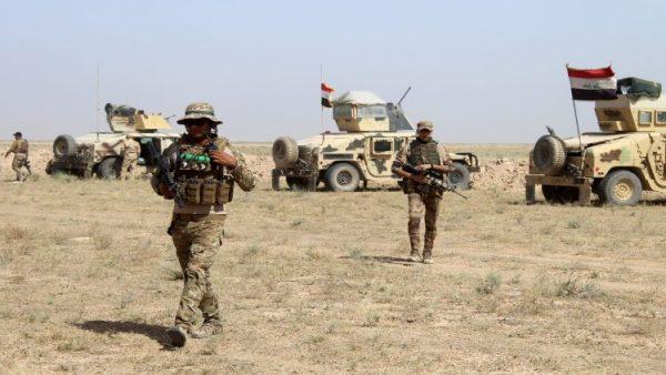 #العراق: وصول قوات #أميركية لقاعدة فى الرمادي
