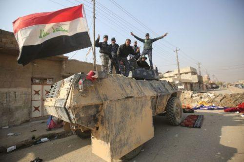 #العراق:كشف مكان #البغدادى