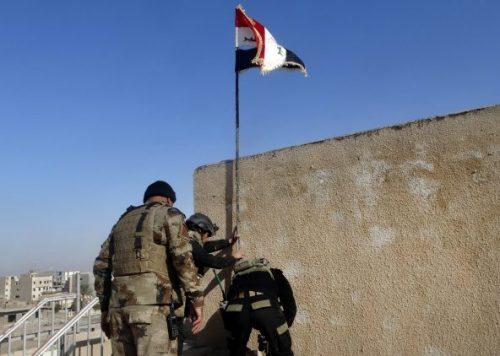 """#العراق:سلاح جديد يقصي طائرات """"#داعش"""" المسيرة"""
