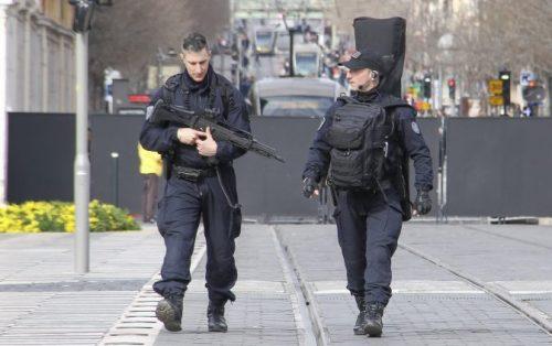 #فرنسا.. القبض على اثنين مشتبه في إعدادهما هجوم #إرهابي