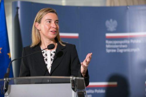 #موغيريني: #تركيا تعرف  كيفية  عملية انضمامها للاتحاد الأوروبي