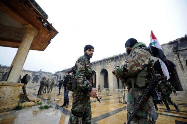 اميركا :عملية عسكرية برية  في #سوريا ضد #داعش