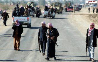 داعش والرهان على صحراء الانبار، مابعد تحرير الموصل