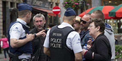 عملية أمنية #فرنسية_بلجيكية لمكافحة #الإرهاب