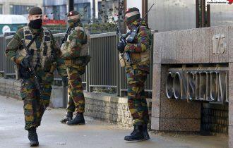 بلجيكا:خطط أمنية جديدة تشرف عليها الشرطة والأجهزة الاستخباراتية