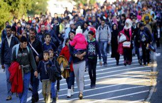 قضية اللاجئين أصبحت جزءا أساسيا من البرامج الانتخابية للأحزاب الألمانية