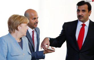 محمي: ألمانيا.. يجب ان تبقى بعيدا عن قطر !