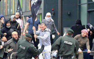 كيف يتوصل الإرهابيون إلى تغيير الوضع السياسي في أوروبا؟