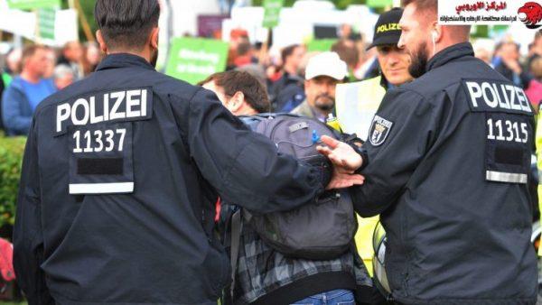 تصاعد العمليات الارهابية في المانيا خلال العام الحالي 2017