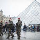 فرنسا :حصيلة العمليات الانتحارية والمداهمات الامنية لعام 2016 و 2017